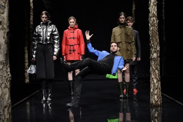 dynamo at london fashion week 610x406 Top momenty sezóny jeseň/zima 2014