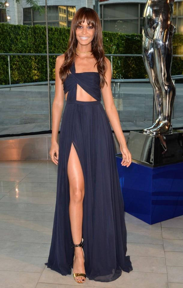 joan smalls 2014 cfda fashion awards 1 610x960 CFDA Fashion Awards 2014