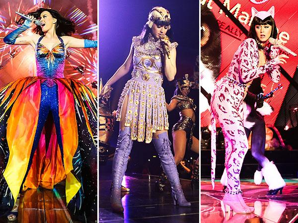 katy perry 00 600x450 Turné Katy Perry je prezentáciou dizajnérskych kostýmov