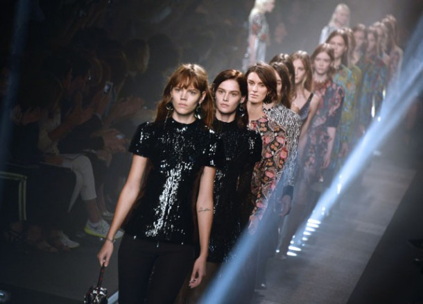 louis vuitton 610x438 Top okamihy parížskeho týždňa módy