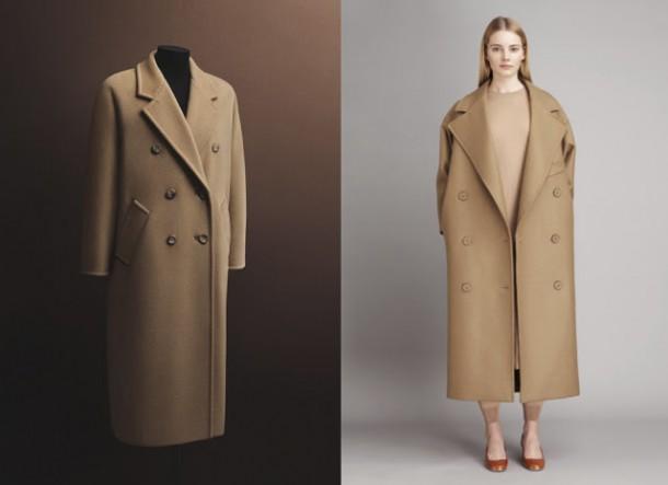 MAX MARA  STELLAPREFALL 2011 12 610x443 Nadčasový kúsok: kabát vo farbe ťavej srsti