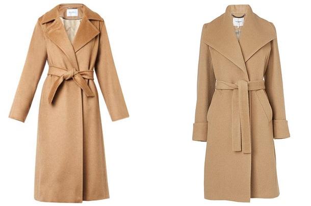 p1 3103879a Nadčasový kúsok: kabát vo farbe ťavej srsti
