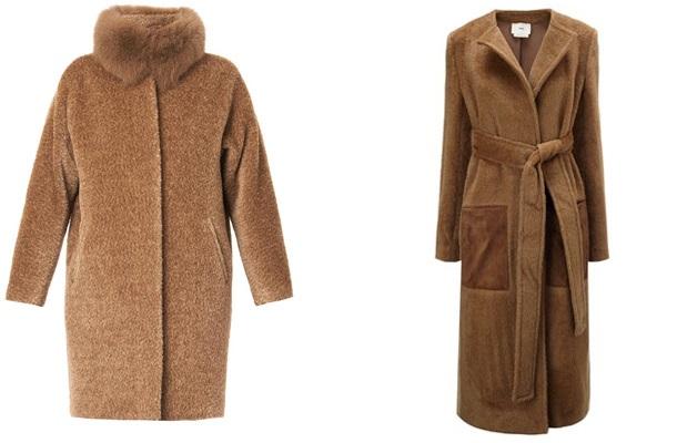 p3 3103924a Nadčasový kúsok: kabát vo farbe ťavej srsti