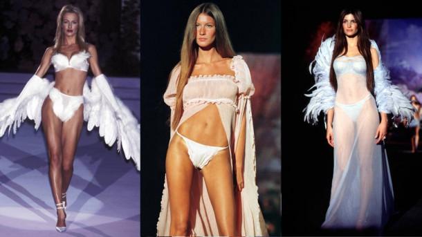 hbz VS Fashion Show 1999 lg 610x343 Throwback Thursday: Victoria´s Secret