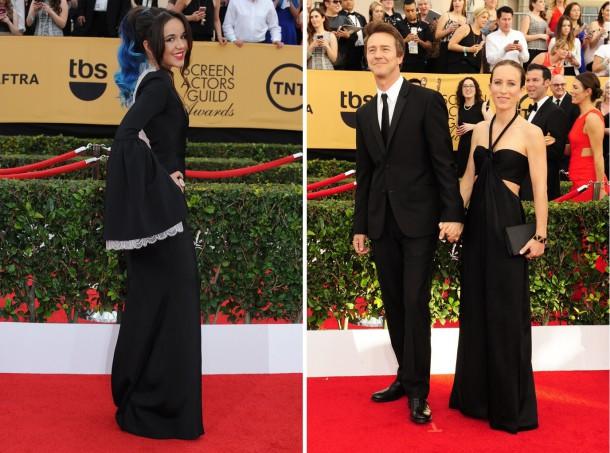 sag05 610x453 Červený koberec Screen Actors Guild Awards