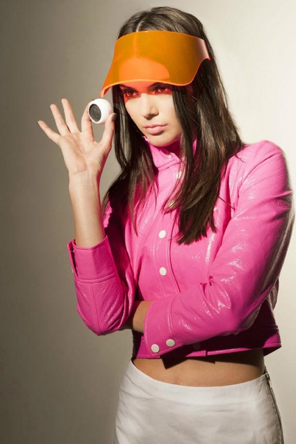 Kendall 610x915 Kendall Jenner pre Estee Lauder
