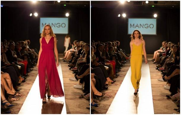 collage7 610x390 Exkluzívne: Mango fashion show jar/leto 2015
