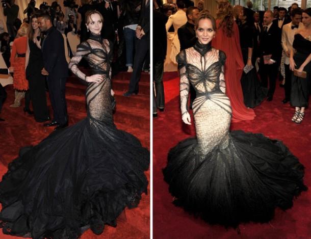 metball ricci 610x469 Najhoršie šaty na Met Ball
