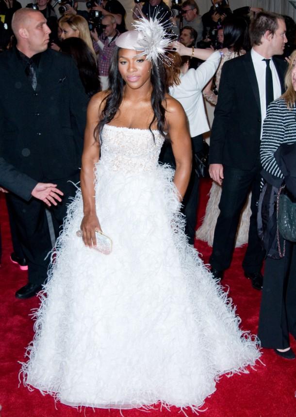 serena 610x860 Najhoršie šaty na Met Ball