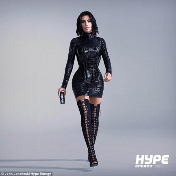 2ACC8BF700000578 0 image a 94 1437735101274 610x612 Kim Kardashian opäť pózovala