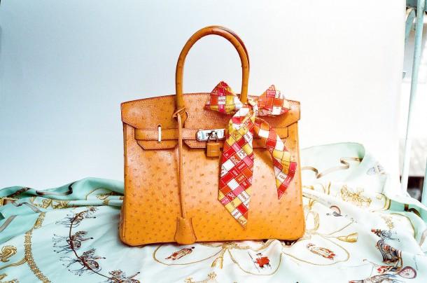 Hermes Ostrich Birkin Bag 610x404 FASHION NEWS: kauza Hermes