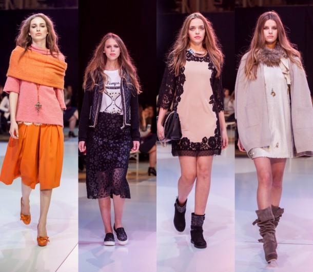 Collage TwinSet 610x530 Módne podujatie roka: Fashion LIVE! 2015