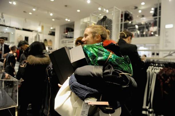 balmain madness florence 3 6nov15 getty b 646x430 610x406 BALMAIN X H&M: módne šialenstvo