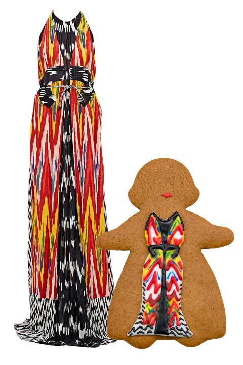 1450726472 del designercookies altuzarra Vianočné fashion perníčky