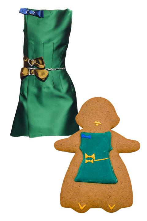 1450726481 del designercookies lanvin Vianočné fashion perníčky