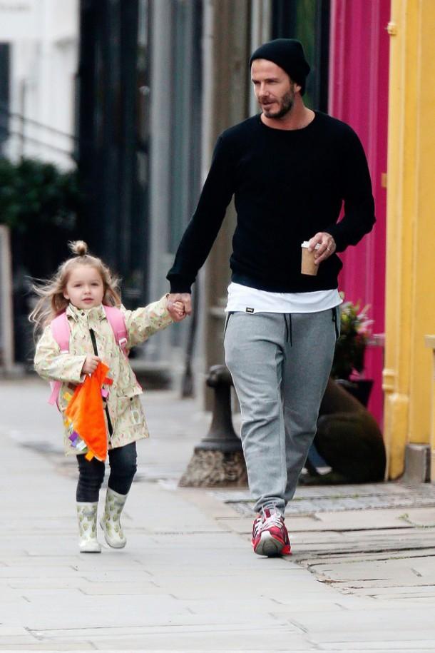 Harper Beckham style 1 1 610x915 Fashionistka Harper Beckham