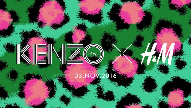 unnamed 610x348 Hot News: KENZO x H&M
