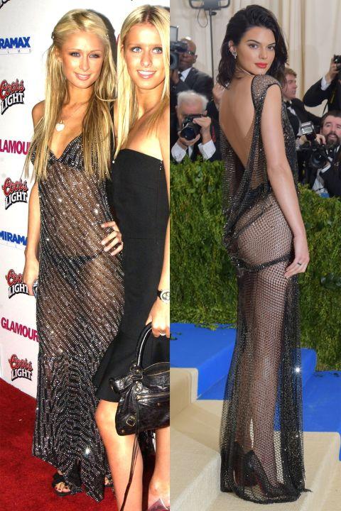 1498119649 paris kendall sheer black dresses 1497649974 Hviezdne vojny: Paris Hilton VS. Kendall Jenner