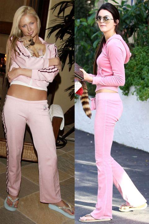 1498119654 paris kendall pink suits 1498078406 Hviezdne vojny: Paris Hilton VS. Kendall Jenner