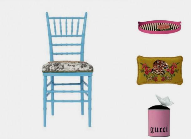 collage1 610x445 Dekorácie od Gucciho