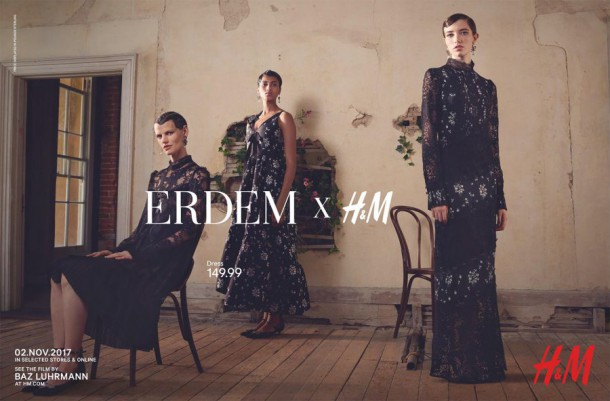 1 610x401 Spolupráca roka: H&M a ERDEM