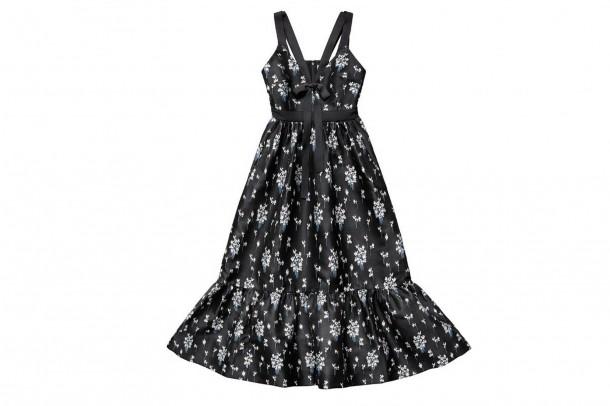 Erdem HM Ruffled Dress 610x406 Spolupráca roka: H&M a ERDEM