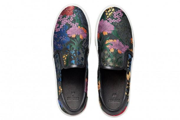 Erdem HM Shoes 610x406 Spolupráca roka: H&M a ERDEM