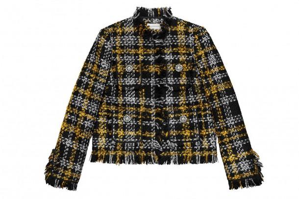 Erdem HM jacket 610x406 Spolupráca roka: H&M a ERDEM