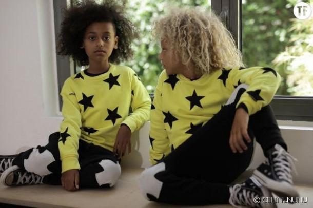 dieta3 610x406 Bezpohlavné detské oblečenie od Céline Dion!