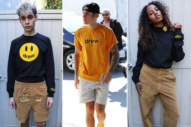 Drew House 2 610x406 Justin Bieber a jeho nová menčestrová značka oblečenia!