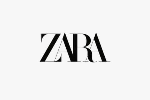zara1 Zara a jej nové logo. Originalita, alebo kopírovanie?