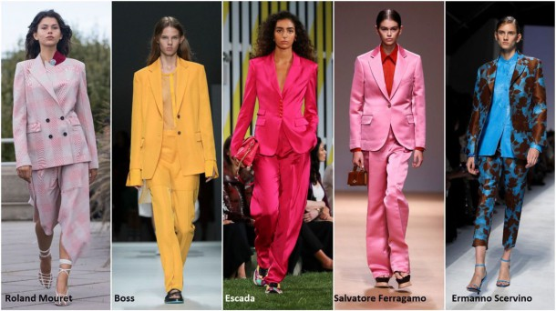 5 modnych trendov 7 610x342 5 módnych trendov na jar 2019.